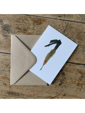Sugar Kelp Greeting Card